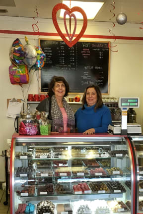 Chocolate Reigns Supreme At Norwalk's Chocolate Rain Shop