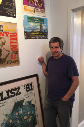 Tarrytown Musician Preps For Opening Of New Jazz Venue