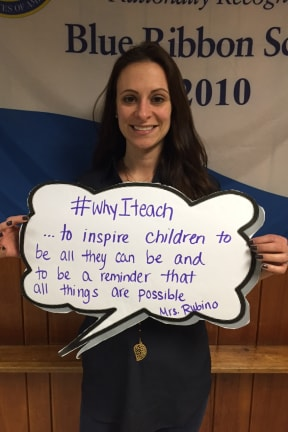 Social Media Campaign Inspires Port Chester Public School Teachers