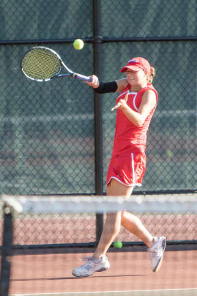 Rye Brook Native Plays Tennis For SUNY Oneonta