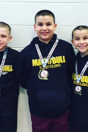 Team Of Young Norwalk Wrestlers Takes Second Place At Tournament
