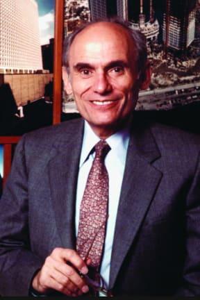 John Tishman, Master Builder From Bedford, Dies At 90