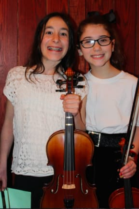 Sleepy Hollow Middle School Performs In Rivertowns Music Festival