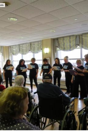 Rosenthal JCC In Pleasantville Looks For People Who Enjoy Singing
