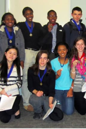 Wilton Students Honored In State's National History Day Competition