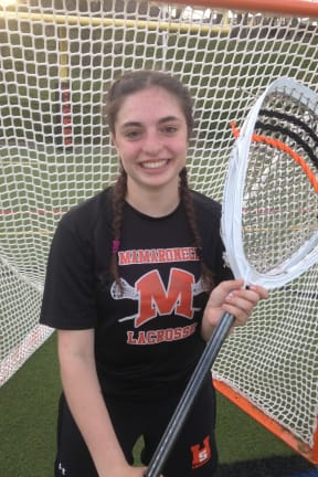 Talia Land Named Mamaroneck/Daily Voice Standout Student-Athlete
