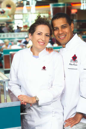 Respect Keeps Stamford Husband And Wife Chefs Happy In Kitchen, Home