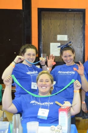 STEM-tastic Festival Wows Students In Mamaroneck