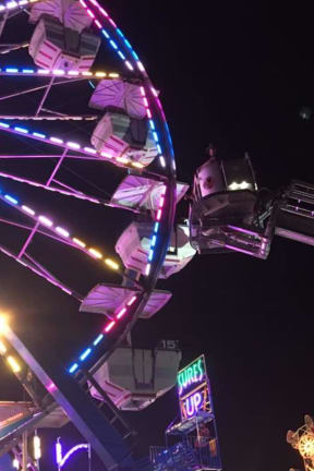 Ferris Wheel Rescue, Cop On Downtown Beat Top Week's News In New Canaan