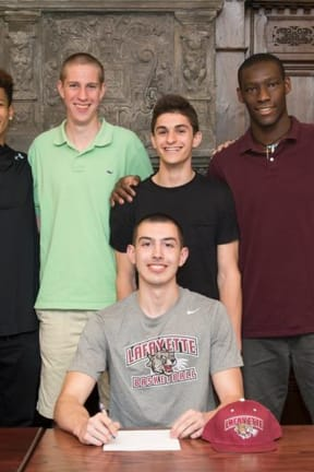 Basketball Standout From Valhalla Headed To Lafayette College