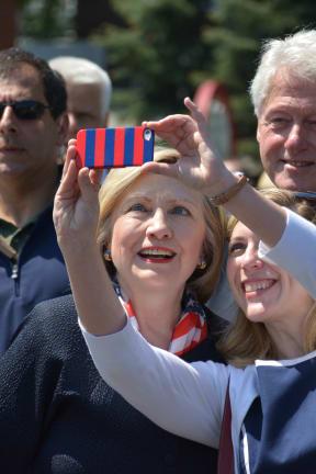Chappaqua's Bill, Hillary Clinton Earned $153M In Speeches Since 2001