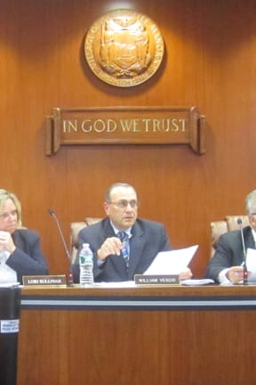 Briarcliff Manor Chooses Two Candidates At People's Caucus