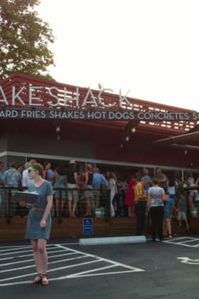 Shake Shack Files For Application With Darien P&Z Commission