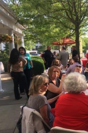 Area Professionals Mark Anniversary Of Tuckahoe's RiverVue