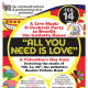 'All You Need Is Love' Benefits Ossining Charity