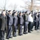 Westport Police Department Joins Final Salute For Norwalk Lieutenant
