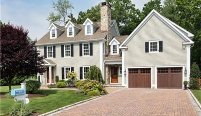9 Mansfield Place, Darien, CT 06820