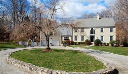 491 Nod Hill Road, Wilton, CT 06897