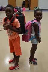 United Way's Back-To-School Drive Delivers Supplies To Stamford Families