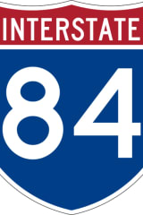 State To Close I-84 Lanes For Construction