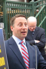 Astorino Will Speak At Stop Iran Rally