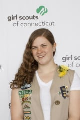 Stamford Teen Earns Girl Scout Gold Award For Disaster Preparedness Project