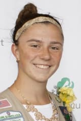 Danbury Teen Earns Girl Scout Gold Award For Healthy Lifestyle Project