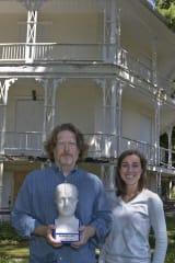 Danbury's Octagon House Inspires WCSU Library Exhibit
