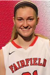 Fairfield' U's Kendra Landy Loves Hoops, Moves From Soccer To Hard Court