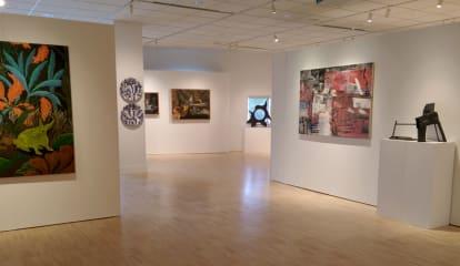 Danbury's WestConn Showcases Works By Art Department Faculty