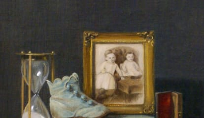 Somers' Artist Dorothy Lorenze Featured At Ruth Keeler Library Exhibit