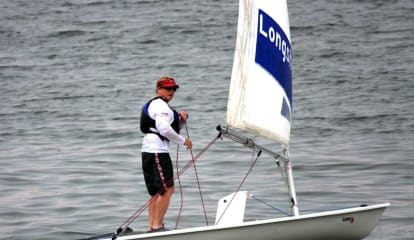 Tiller Always Brings Judson Back To Sailing In Greenwich