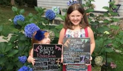 Danbury Sisters Share First Day-Of-School Lessons