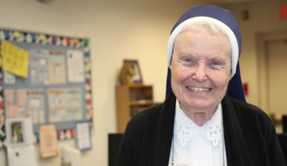 Bedford's St. Patrick's School Honors Sister Kathleen Fitzgerald