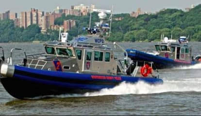 Marine Police Apprehend Catamaran Captain Clocking 100  MPH On Hudson