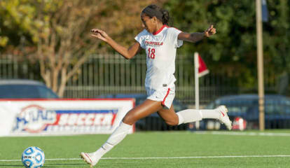 Fairfield's Collins Nets 2 Goals In Win For Women's Soccer Team