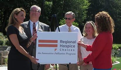 Rep. Esty Praises Danbury's Regional Hospice And Home Care