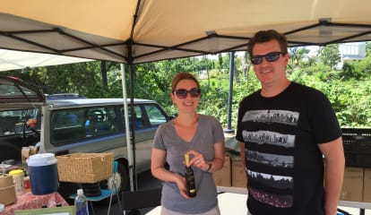 Darien Olive Oil Boutique Turns Out At Westport Farmers Market