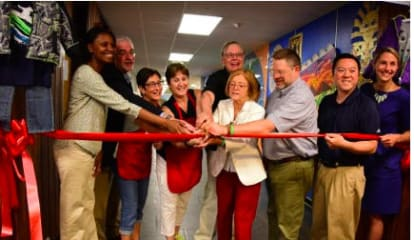 Stamford Volunteers Launch Back-To-School Shop For Kids