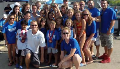 Lake Isle Swim, Dive Team Claims County Championship