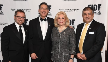 Friends Of Israel Defense Forces Names Scarsdale's Weintraub As President