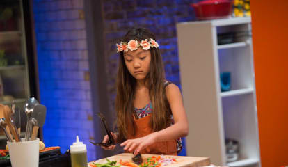 Junior Chef From Westchester Participates In Food Network's 'Kids Cook-Off'