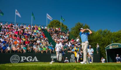 Darien Resident Brian Gaffney Plays PGA Championship At Whistling Straits