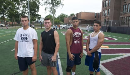 Ossining High Football Team Hungry For Redemption This Fall
