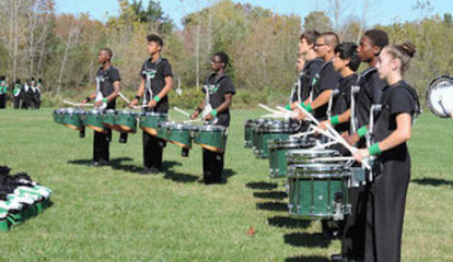 Norwalk Band Marches Friday For Spirit Night