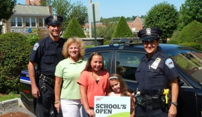 Bronxville Drivers Urged To Drive Carefully With Schools' Opening