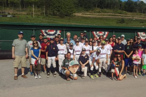Pleasantville Panthers Baseball Team Competes In Cooperstown