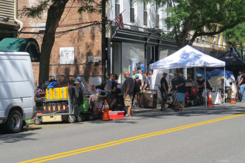 Showtime's 'The Affair' Films Scenes In Dobbs Ferry