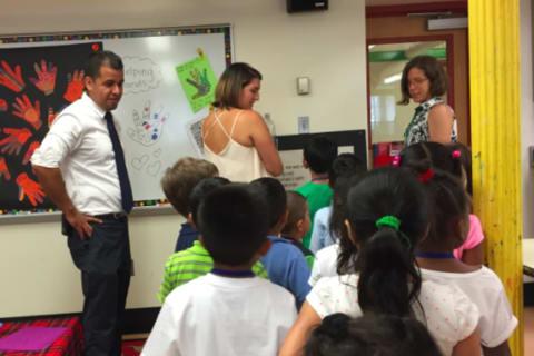 Stamford Schools Face Challenge With New Preschool Program As Year Begins