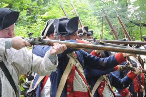 Celebrate Easton With A Revolutionary War Re-enactment
